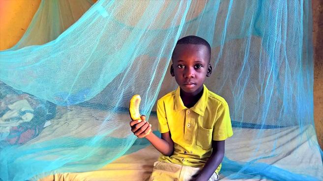 ...Der kleine Mardoché - die Banane macht auch nicht glücklich