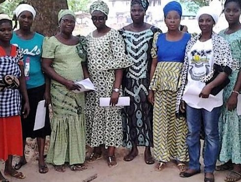 Mikrokreditgruppe